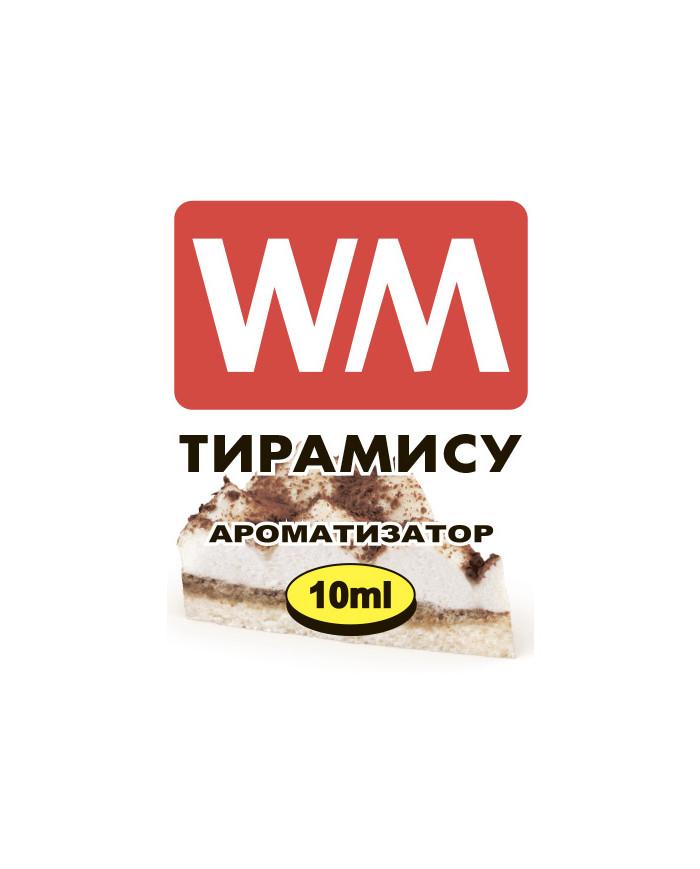 Ароматизатор World Market Тірамісу 10 мл