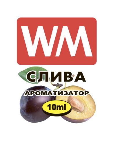 Ароматизатор World Market Зливу 10 мл