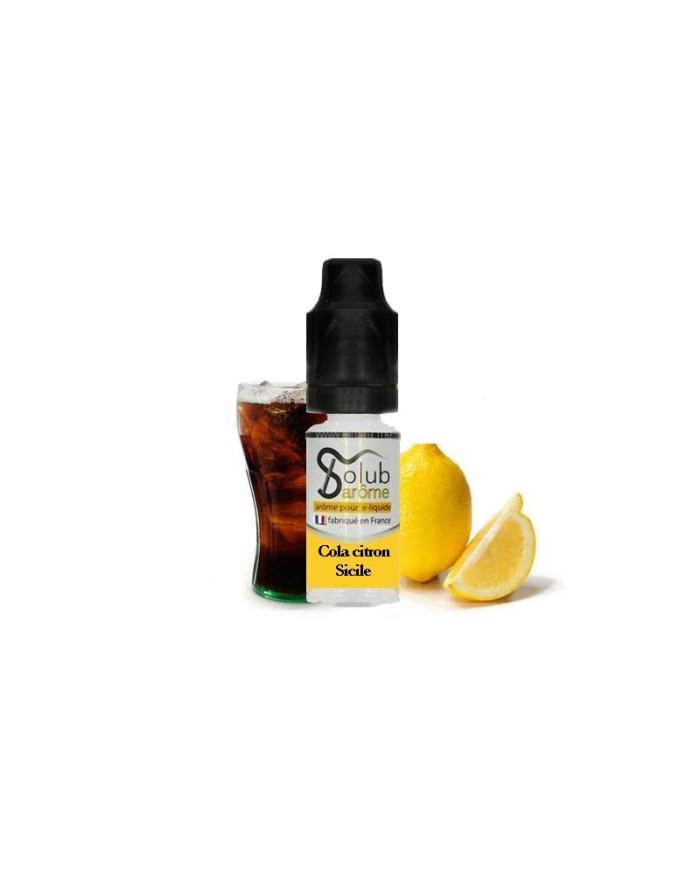 Ароматизатор Solub Arome Coca Citron Sicilie 5 мл