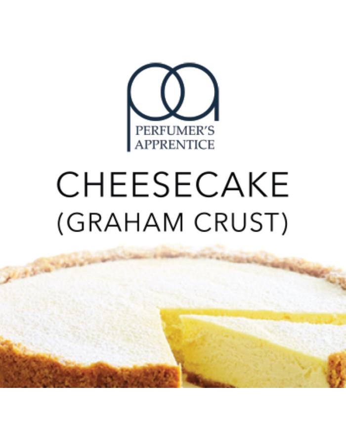 Ароматизатор TPA Cheesecake (Graham Crust) 10 мл