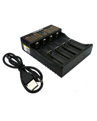 Універсальний зарядний пристрій LiitoKala Lii 402