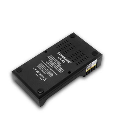 Универсальное зарядное устройство LiitoKala Lii S2