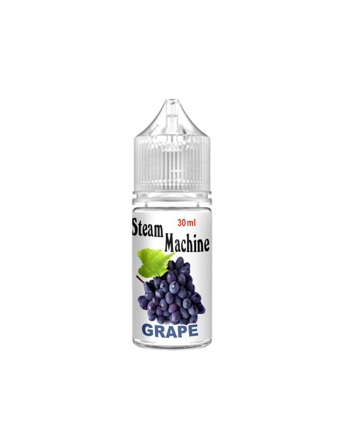 Рідина Steam Machine Grape 30 мл
