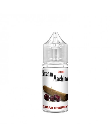 Жидкость Steam Machine Cherry Cigar(Вишнёвая Сигара) 30 мл