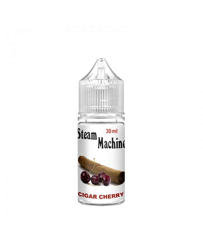 Рідина Steam Machine Cherry Cigar(Вишнева Сигара) 30 мл