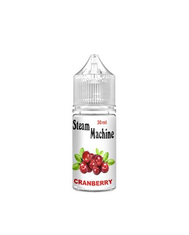 Рідина Steam Machine Cranberry 30 мл