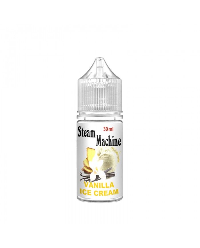 Рідина Steam Machine Vanilla Ice Cream 30 мл