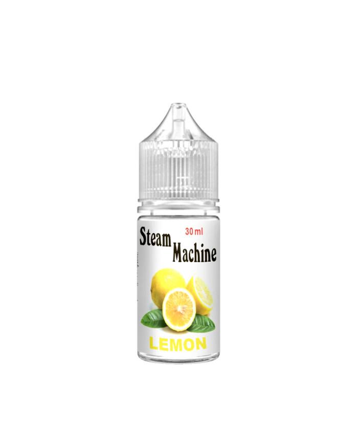 Рідина Steam Machine Lemon 30 мл