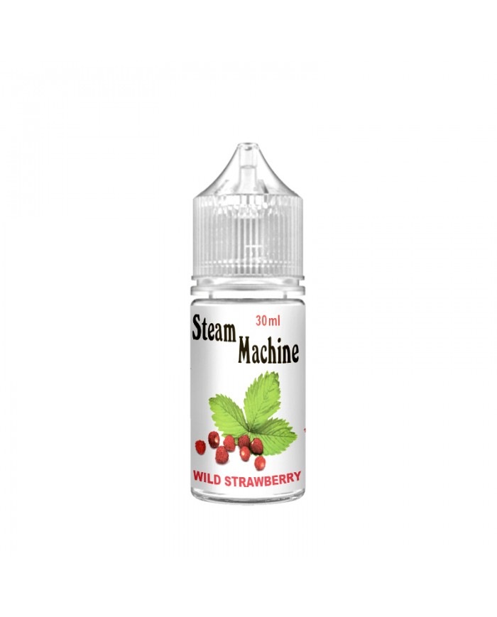 Рідина Steam Machine Wild Strawberry 30 мл
