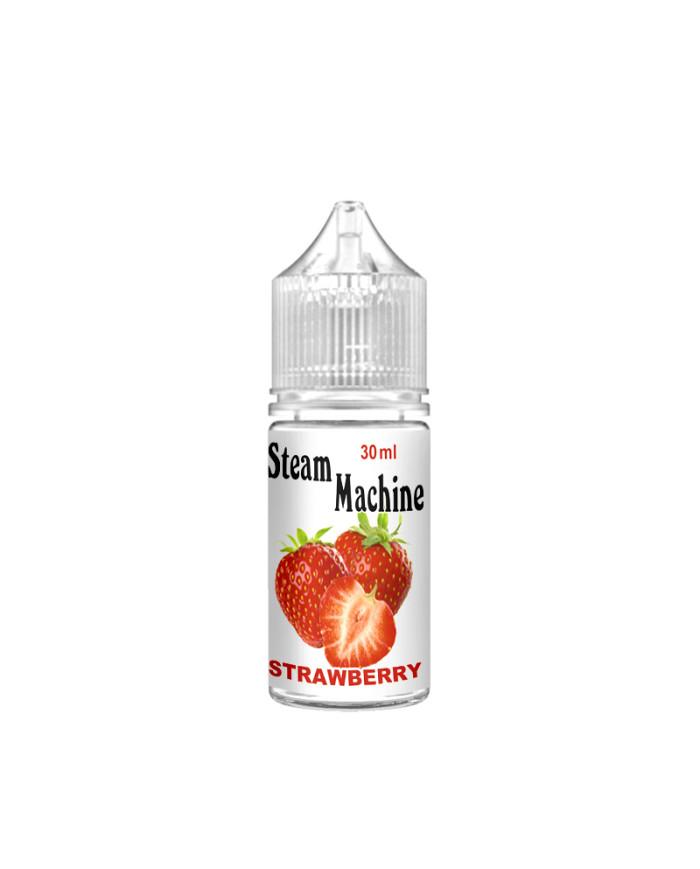 Жидкость Steam Machine Strawberry 30 мл