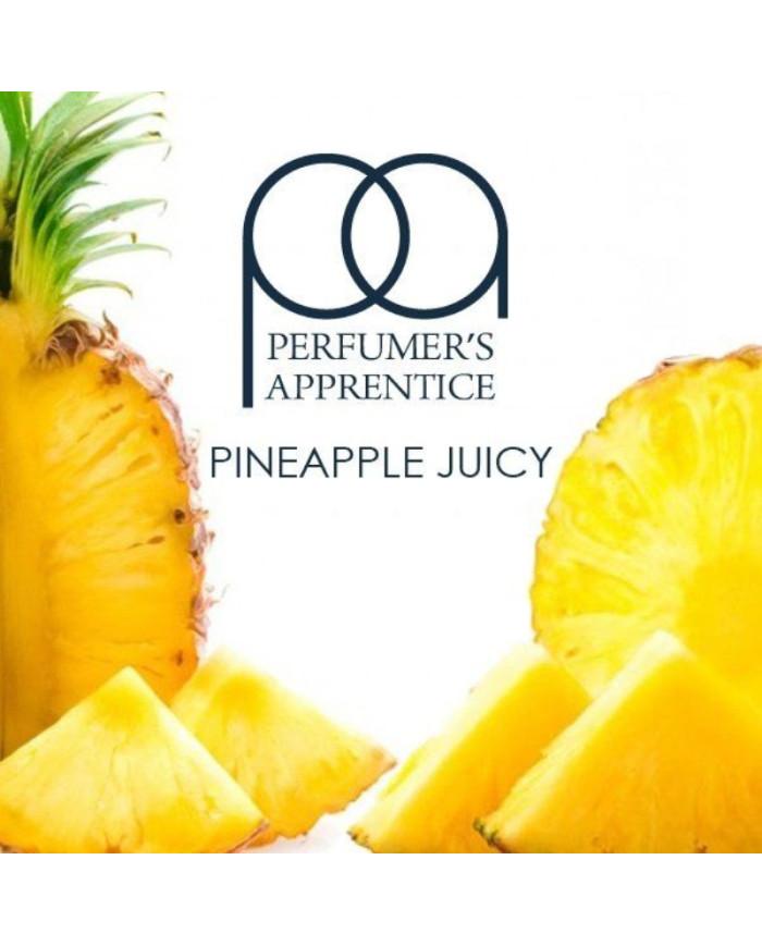 Ароматизатор TPA Pineapple (Juicy) 10 мл