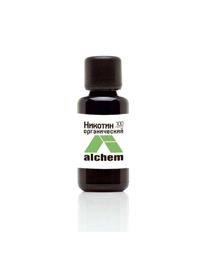Никотин органический Alchem 100 мг/мл USP 99.99