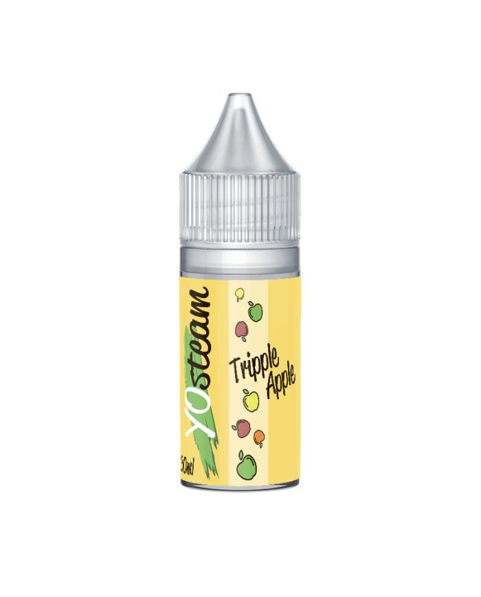 Жидкость Yosteam Tripple Apple 30 мл
