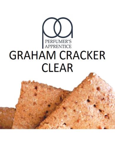 Ароматизатор TPA Graham Cracker (Clear) 10 мл