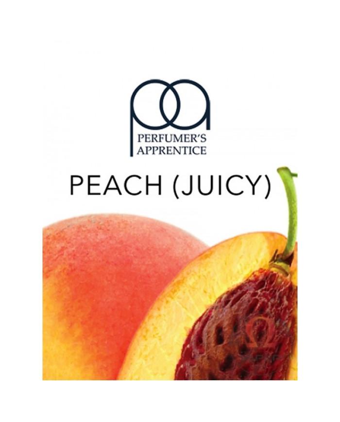 Ароматизатор TPA Peach (Juicy) 10 мл