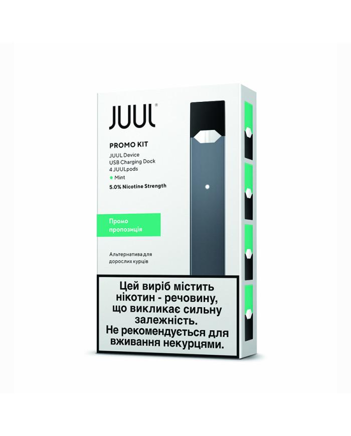Стартовый набор JUUL Promo Kit 5%