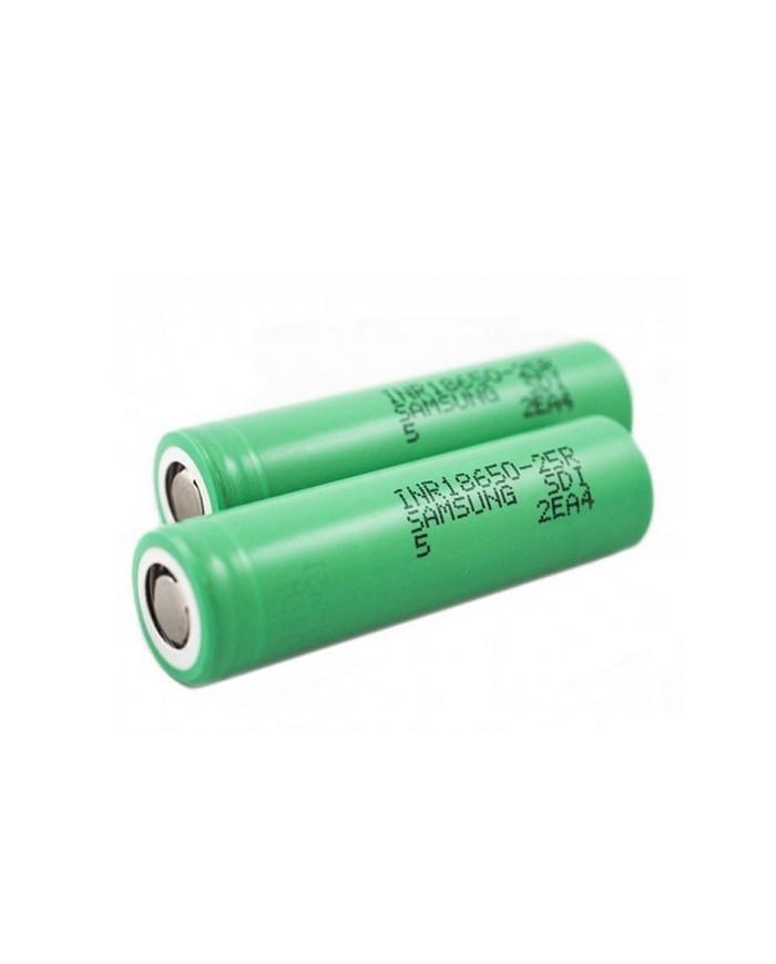 Акумулятор Samsung 25R INR 18650 2500 mAh 20A