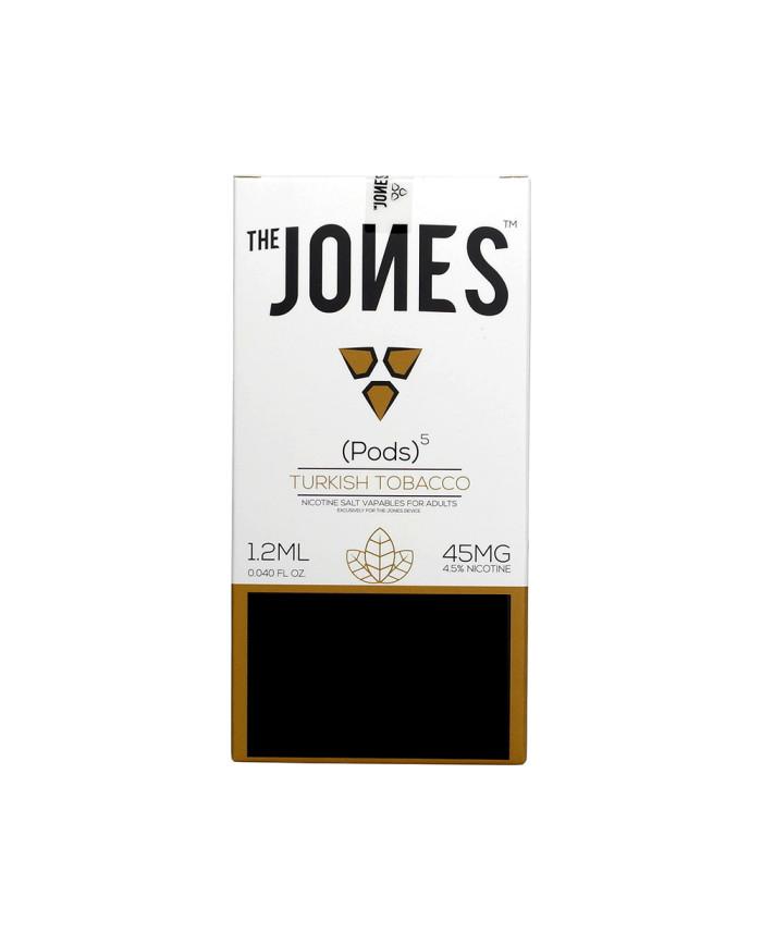 Картридж Jones Pods Turkish Tobacco 5 шт