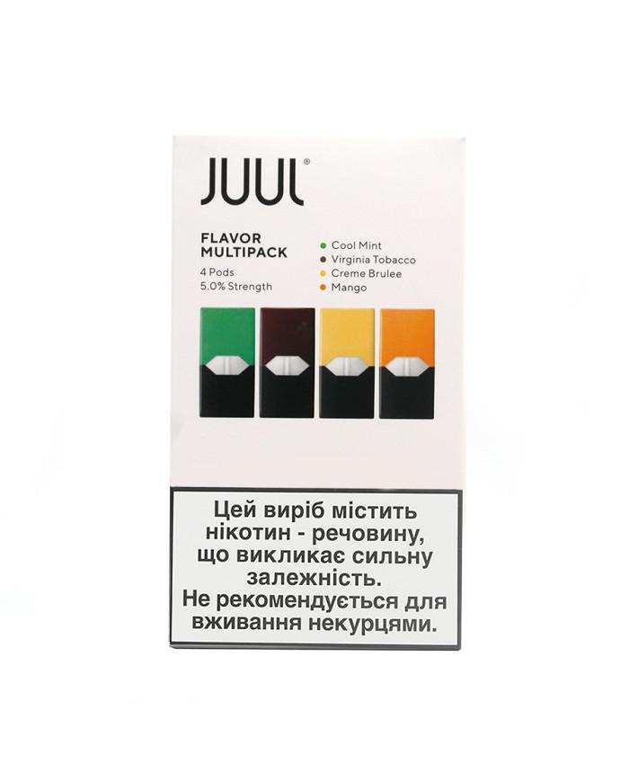 Картридж Juul Pods Mix 4 шт