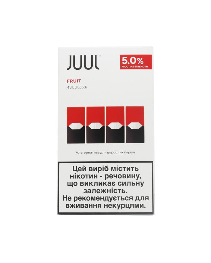 Картридж Juul Pods Fruit 4 шт
