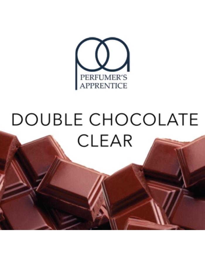 Ароматизатор TPA Double Chocolate (Clear) 10 мл