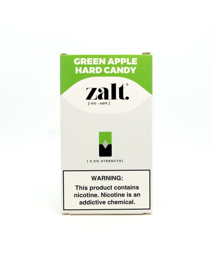Картридж Zalt Pods Green Apple Hard Candy 4 шт