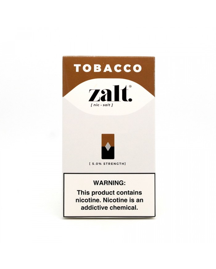 Картридж Zalt Pods Tobacco 4 шт
