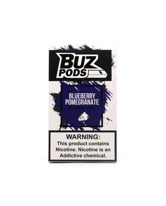 Картридж BUZ Pods Blueberry Pomegranate 4 шт